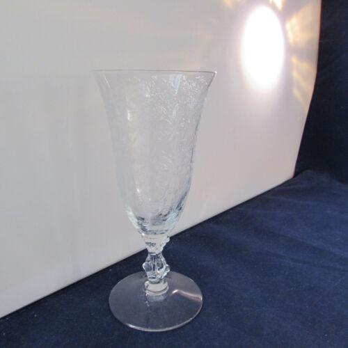 Cambridge Crystal WILDFLOWER 3121 Juice Glass
