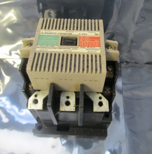 MITSUBISHI ELECTRIC S-K95 BH562Z905H04 MAGNETIC CONTACTOR