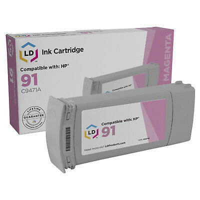 LD C9471A / 91 Pigment Light Magenta Ink for HP -