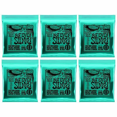 Ernie Ball 2626 Nickel Not Even Slinky Electric Guitar Strin