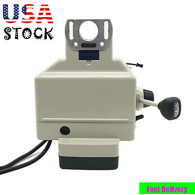 Alsgs 110v Power Feed For Vertical Milling Machine X Y Axis Alb-310sx Usa
