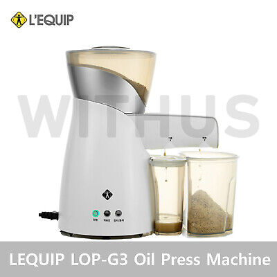 Lequip LOP-G3 Oil Press Machine Edible Home oil Extractor