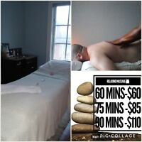 Spa accepting clients call to book