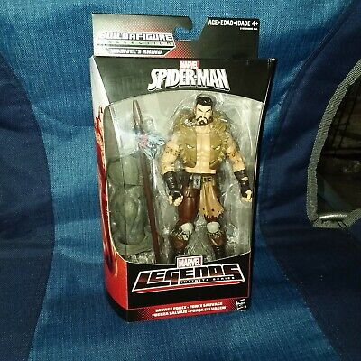 Marvel Legends KRAVEN BAF RHINO  BRAND NEW