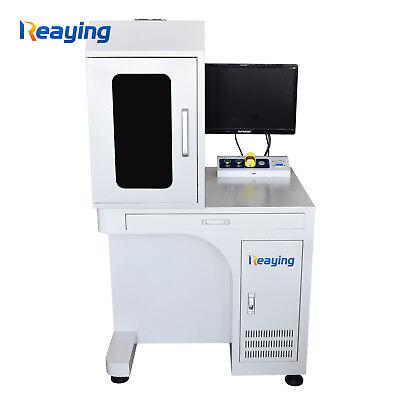 Raycus 30w Fiber Laser Marking Machine Laser Engrave Cutting Machine Computer