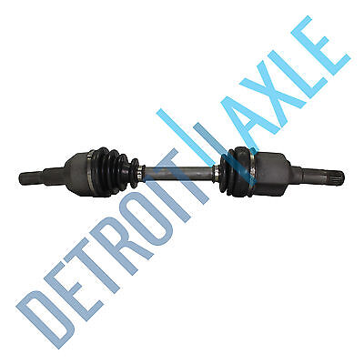 Equinox Vue Torrent  Front Driver Side Cv Axle Shaft  6 Cyl    Made In Usa