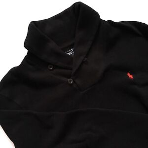 Ralph Lauren Polo button up turtle neck sweater