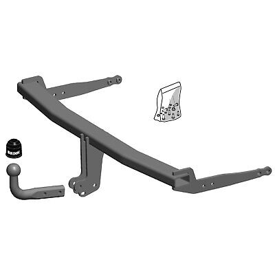 Swan Neck Tow Bar Brink Towbar for Audi Q3 2011-2018