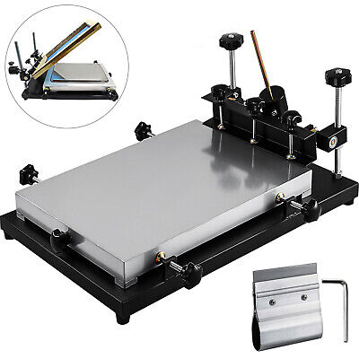 Solder Paste Printer Pcb Smt Stencil Printer 300x240mm Manual Press Printer