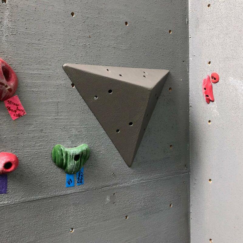 Sloper Triangle | Textured Climbing Volume