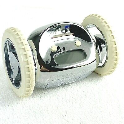 Clocky The Original Runaway Alarm Clock On Wheels Catch Me if you Can Works