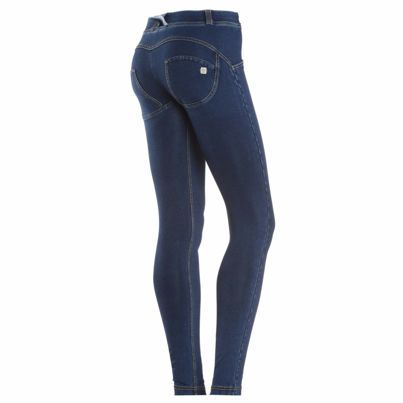 FREDDY WR.UP PANTALONE JEANS PUSH UP WRUP1RJ01E + BODY OMAGGIO VITA REGULAR