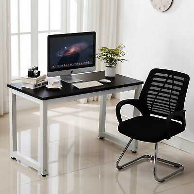Office Home Wood Computer PC Desk Laptop Work Table Workstation Furniture