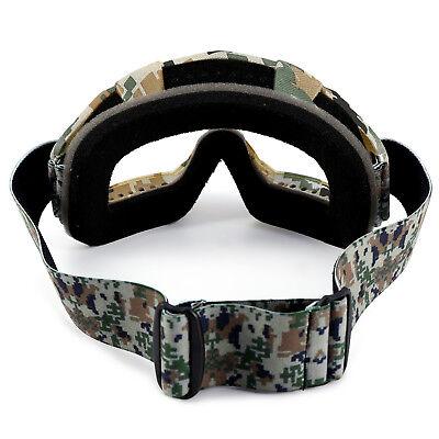 Skibrille Snowboardbrille Herren Damen Jugendliche Brillenträger Anti-Fog