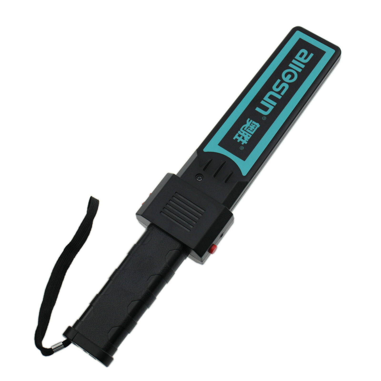 как выглядит Металлоискатель (Металлодетектор) Portable High Sensitivity Security Scanner Pro Body Scanner Wand Metal Detector фото