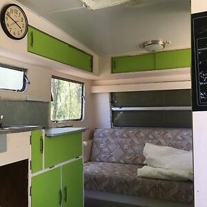 Retro Style Caravan Capalaba West Brisbane South East Preview