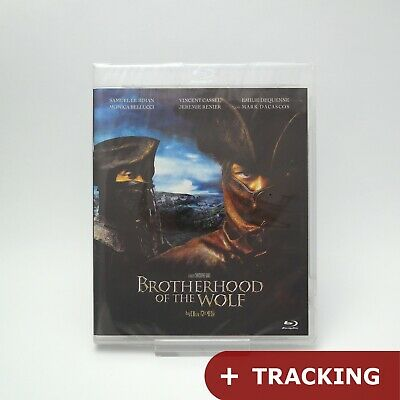 Brotherhood Of The Wolf .Blu-ray / Le pacte des loups