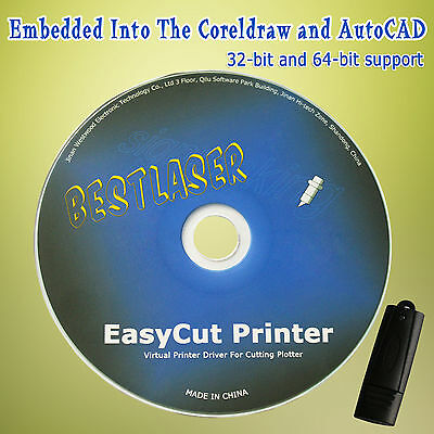 Simple Signmaking Software Easycut Virtual Printer For Vinyl Cutting Plotter