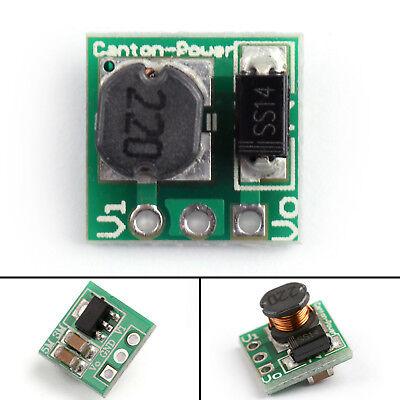 1.5v 1.8v 2.5v 3v 3.7v 4.2v 5v Turn 3.3v Dc-dc Boost Converter Module T2005 Ue