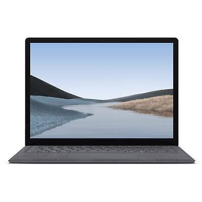 "Microsoft Surface Laptop 3 13.5"" Touchscreen i7-1065G7 16GB RAM 256GB SSD"