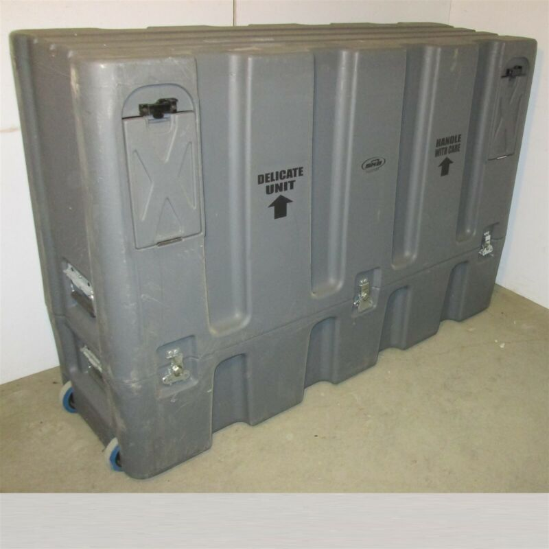 SKB 3SKB-4250 Flat Screen Case Monitor Transport original version caster wheels