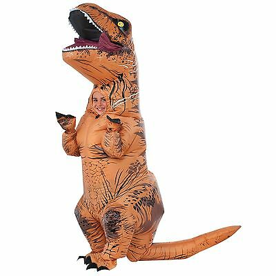 Jurassic World   Child Inflatable T Rex Costume