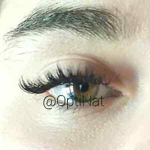 SALE (From $25): Affordable Eyelash Extensions at OptiNat Clinic Brunswick Moreland Area Preview