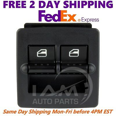 For 1998 2010 Volkswagen VW Beetle Master Power NEW Window Switch Left Driver