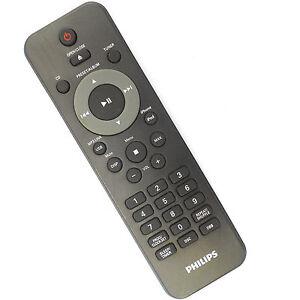 Philips telecomando originale per fwm200d fwm400d hifi for Philips telecomando