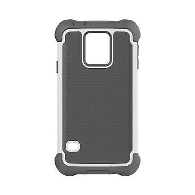 Samsung Galaxy S5 Ballistic TJ1344-A48C Tough Jacket Case - Gray/White