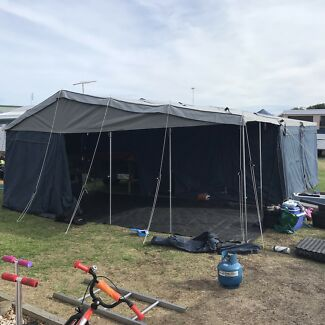 MDC camper trailer Findon Charles Sturt Area Preview