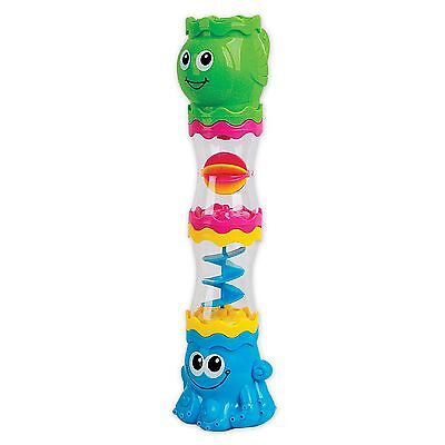 Nuby Baby / Child Interactive Spin And Sprinkle Bath Toy - For Age 6 Months +