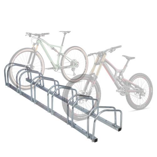 Portable Steel 1-6 Rack Bike Parking Rack Bike Floor Parking Bicycle Storage Bicycle Accessories
