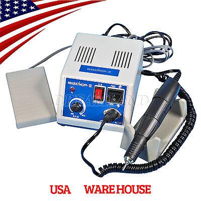 Us Dental Marathon Machine Electirc Micromotor Polisher Handpiece 35k Rpm N3
