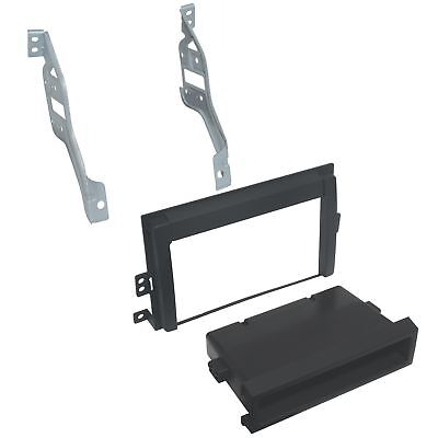 American Dash Trim - Scion Tc Double Din Car Stereo Radio Installation Dash Mounting Panel Trim Kit