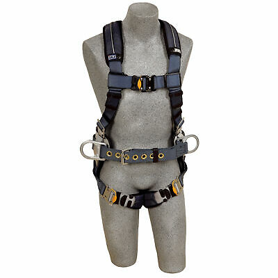 Dbi Sala 1110150 Exofit Xp Construction Style Positioning Harness Small