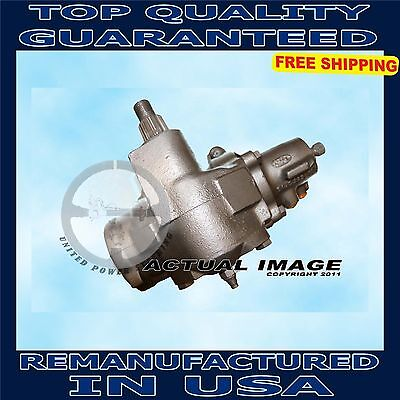 1980-1996 FORD F-SERIES POWER STEERING GEARBOX