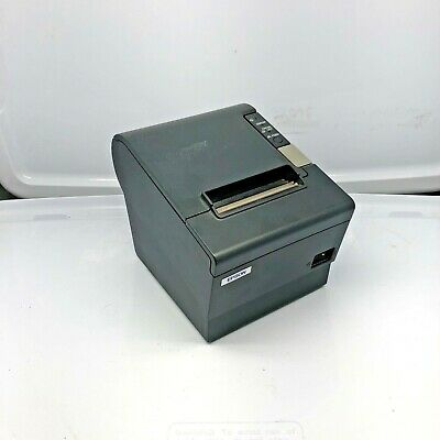 Epson Tm-t88iv M129h Direct Thermal Point Of Sale Ethernet Receipt Printer Only