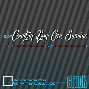 Country-Boy-Can-Survive-15-7-x-3-vinyl-decal-sticker ...