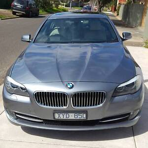 2010 BMW 5 Sedan Aberfeldie Moonee Valley Preview