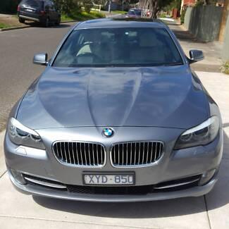 2010 BMW 5 Sedan