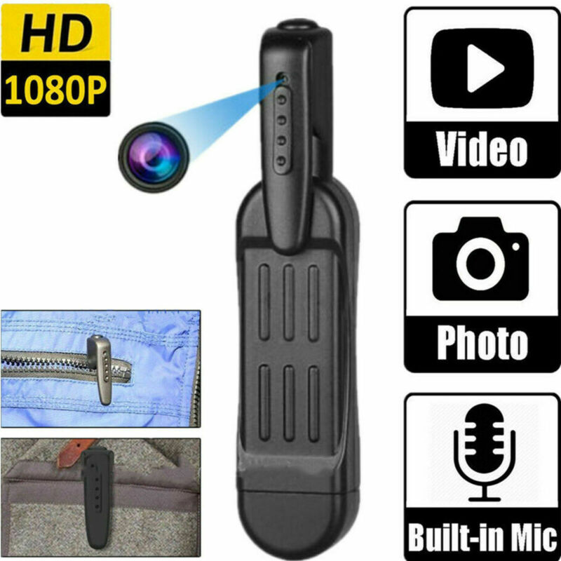 Mini Spy Hidden Pocket Pen Camera 1080P HD Portable Pen Video Recorder DVR Cam