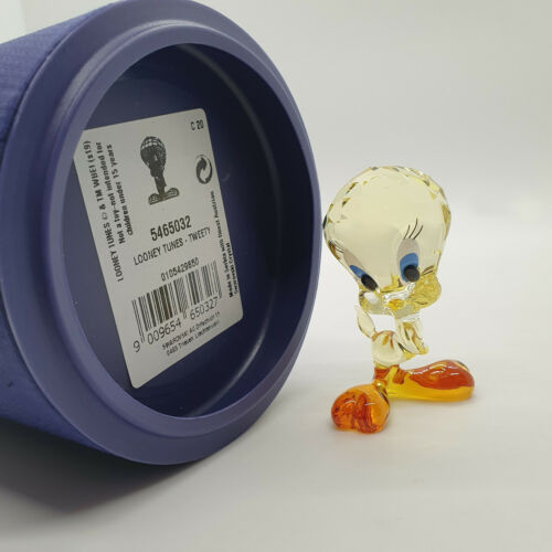 Swarovski Warner Brothers Tweety Looney Tunes TWEETY in OVP 5465032