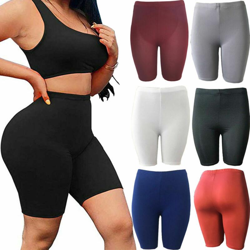 Women High Waist Stretchy Activewear Yoga Dance Gym Fitness