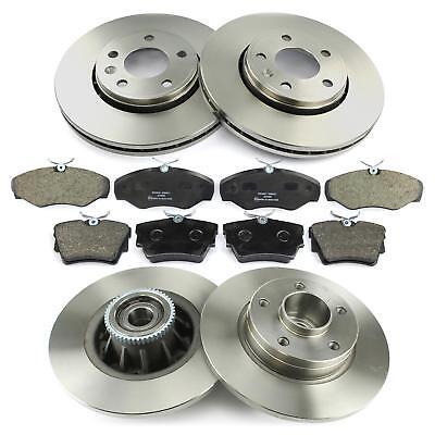 92-03 BB.8053 Bremsbelagsatz Brake pads Vorderachse Nissan Micra 2 K11 BJ