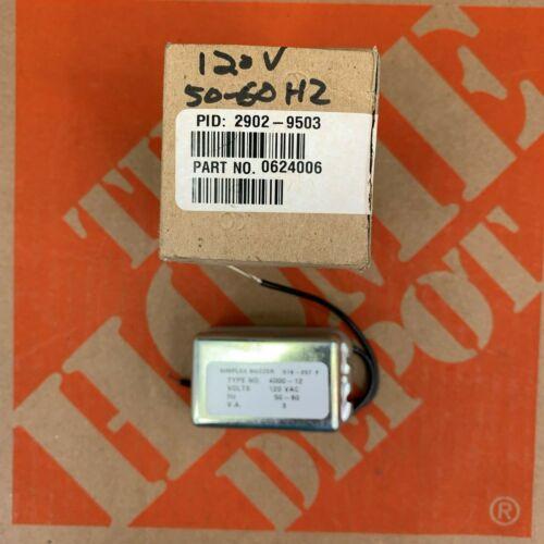 Simplex Small Buzzer 4000-12 120 VAC 50-60 Hz  PN: 0624006