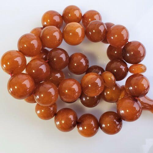 Natural Baltic Amber Rosary 33 Islamic Prayer Beads 44 Gr Misbaha Tasbih PRESSED