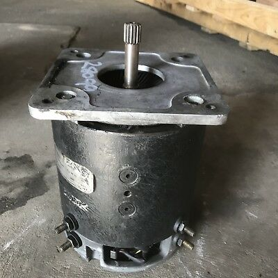 Hyster Traction Forklift Motor Hy-8620628 Good Used
