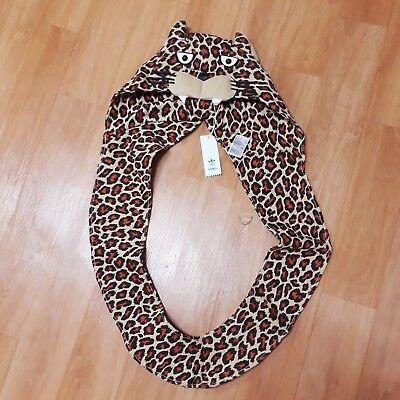 Adidas Jeremy scott Leopard hood tiger bear Z33096 NWT hoodie 100% authentic