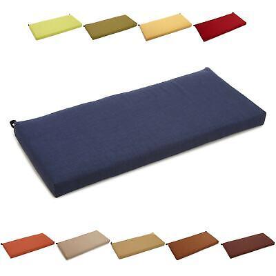 Blazing Needles 40-inch Indoor/Outdoor Bench Cushion - 39 x
